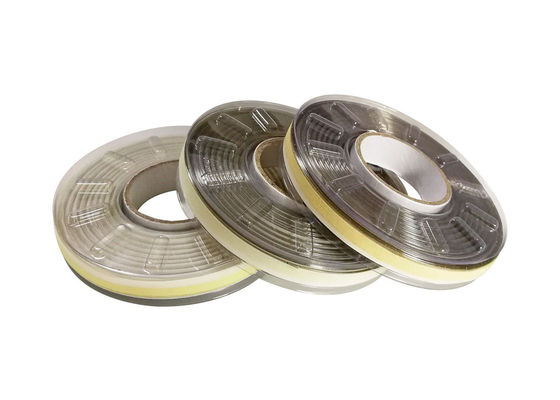 High Sticky PET Wire Trim Edge Cutting Tape , Wire Trim Tape Fit Spray Trimming