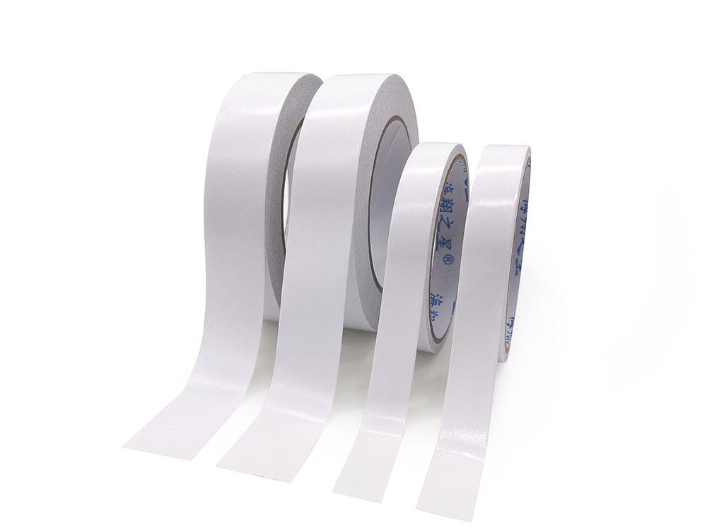 48mm×20m Non Woven Tissue Double Sided Tape For Splice